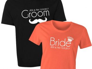Couple T shirt for Prewedding