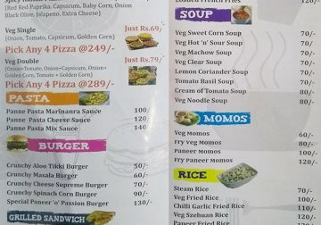Best Pizza Service in Palam